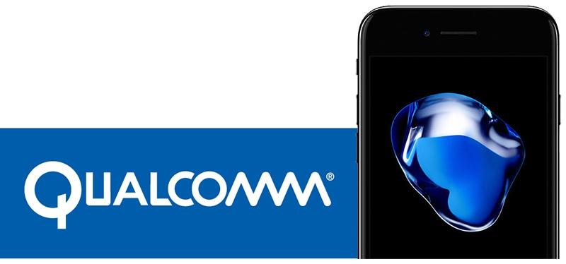 Qualcomm iPhone 7