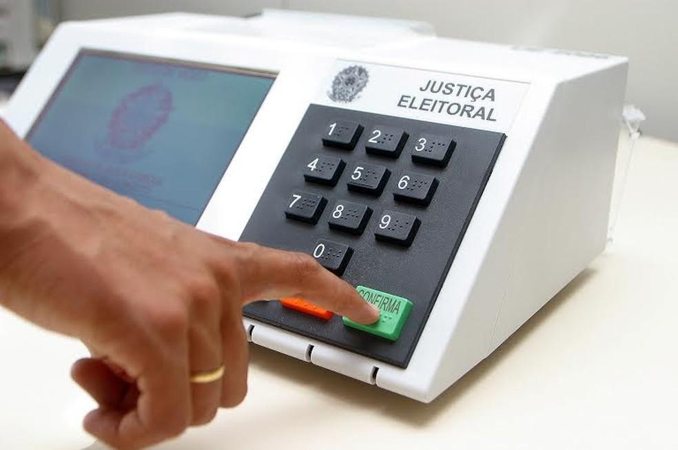 Learn how to schedule election biometrics at TRE-RJ Photo: Divulgao / TSE