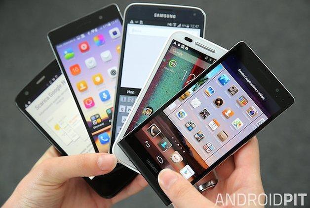 teaser smartphones