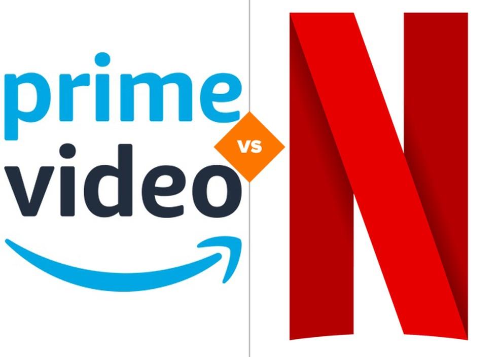 See comparison between Amazon Prime Video and Netflix catalogs Photo: Arte / TechTudo