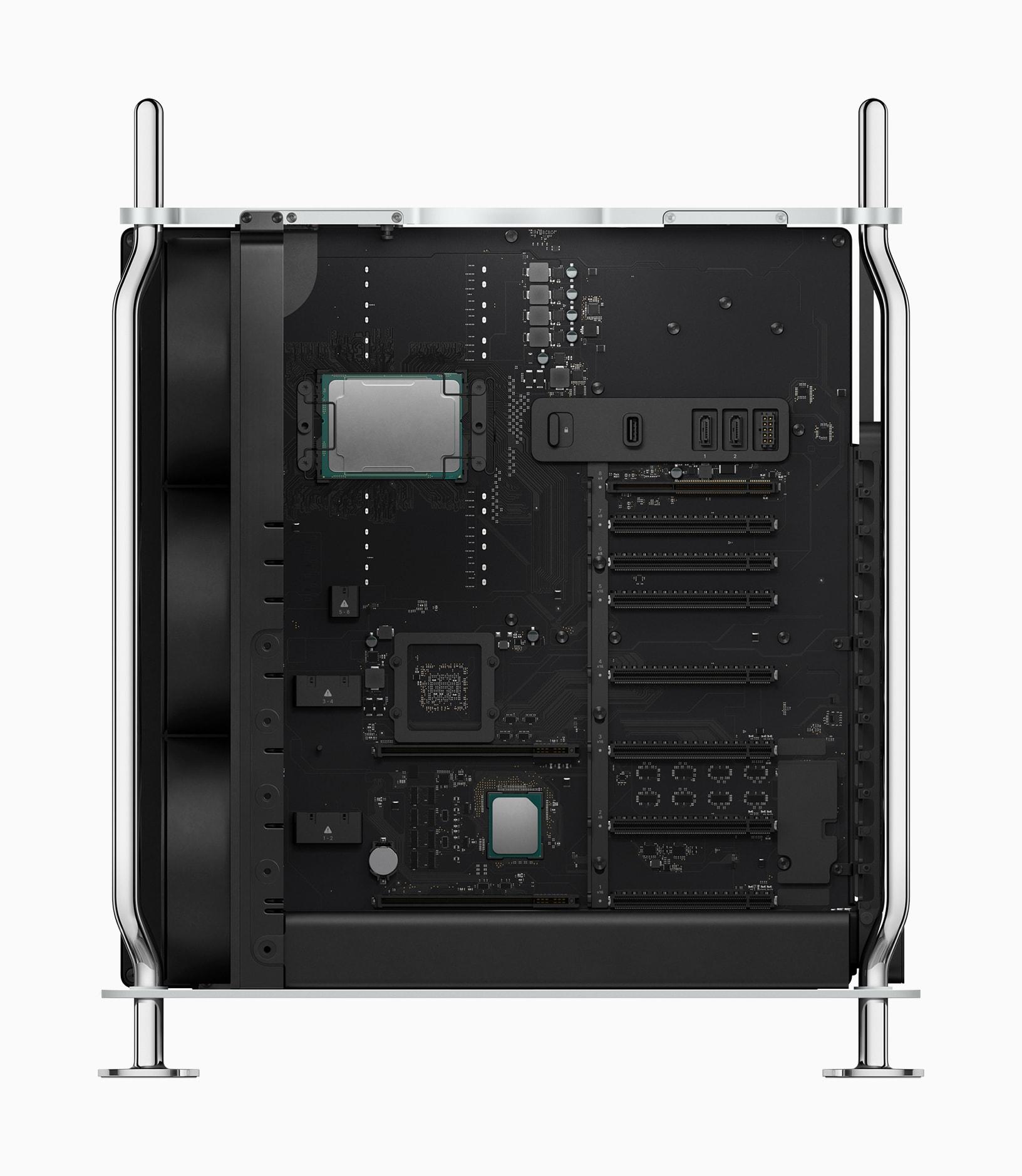 New Mac Pro Inside