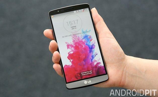 androidpit lg g3 teaser