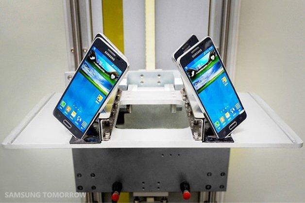 Galaxy Alpha QA Samsung Tomorrow Test