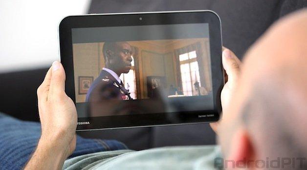 tutorial watch tablet movies