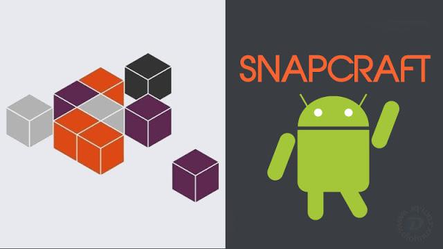 SnapCraft Ubuntu on Android