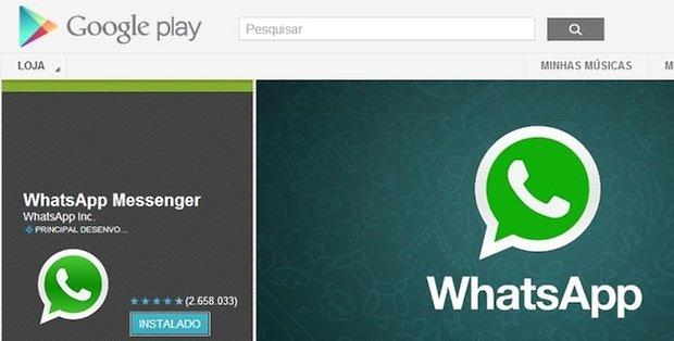 WhatsApp Google