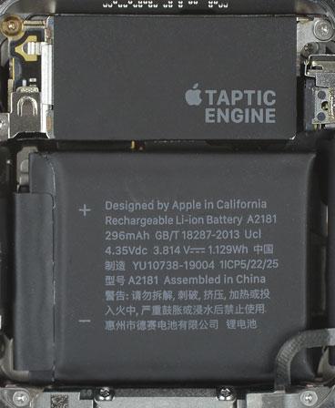 Apple Watch Series 5 Wallpaper (internal)