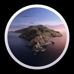 MacOS Catalina app icon
