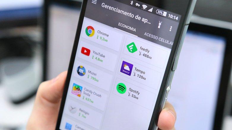 Opera Max Test Lock Apps