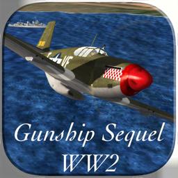 Gunship Sequel: WW2 app icon