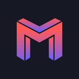 MOTT - Moving Text on Photos app icon