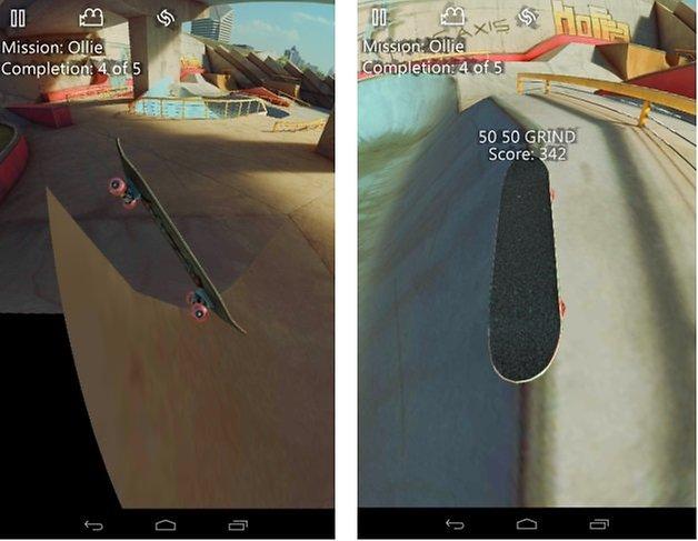 Camera stock Android Nexus 4 record videos