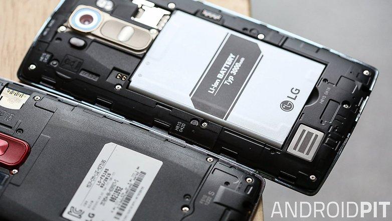 LG G4 VS LG G2 FLEX 1 3