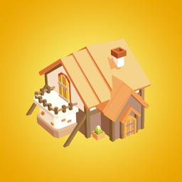 Pocket Build app icon