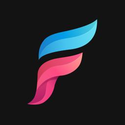 Fine - Photo Editor app icon