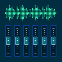 Audio Mastering app icon