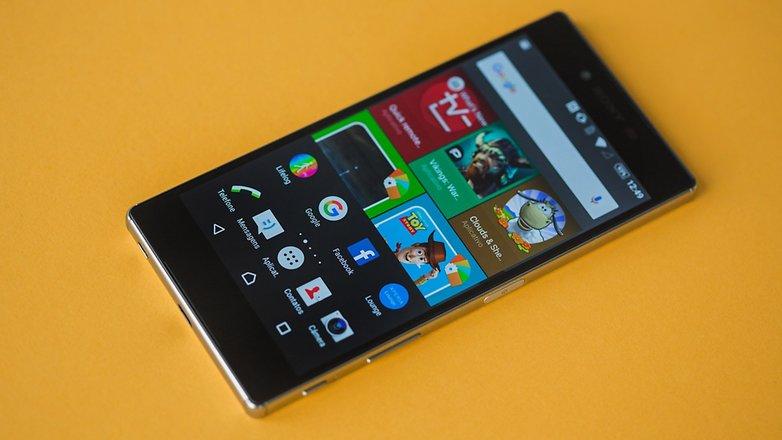 Androidpit Xperia Z5 Premium 10