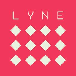LYNE app icon