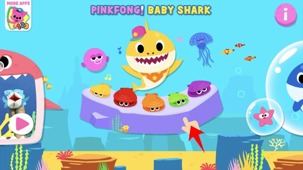 Game lets you hear sea animals singing Photo: Reproduction / Rodrigo Fernandes