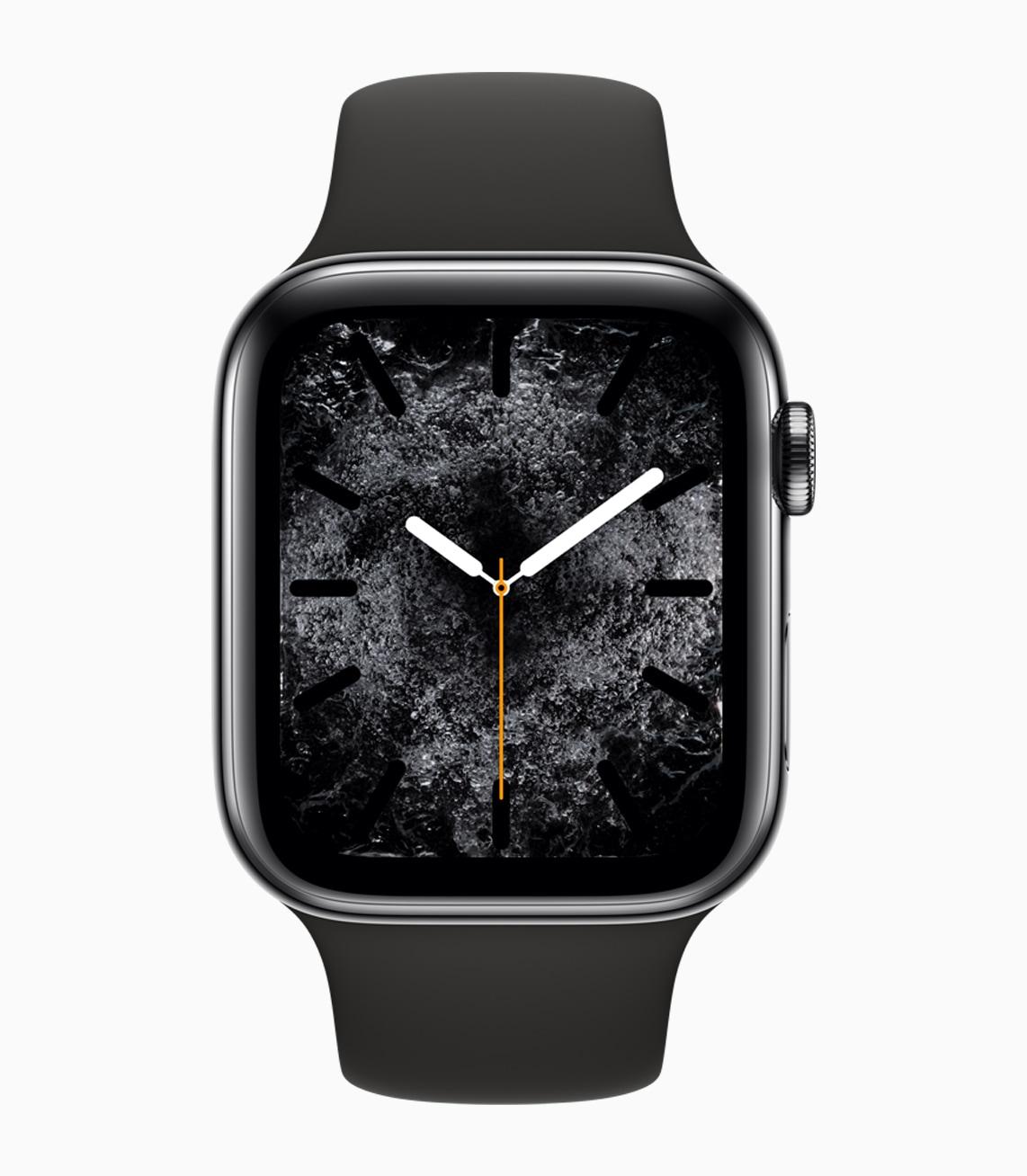 Apple Watch Series 4 Water Dial