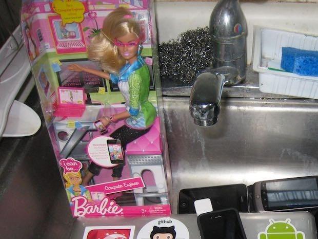 Barbie Linux