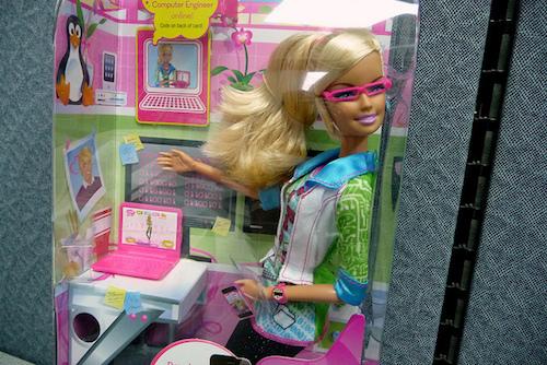 Barbie Programmer