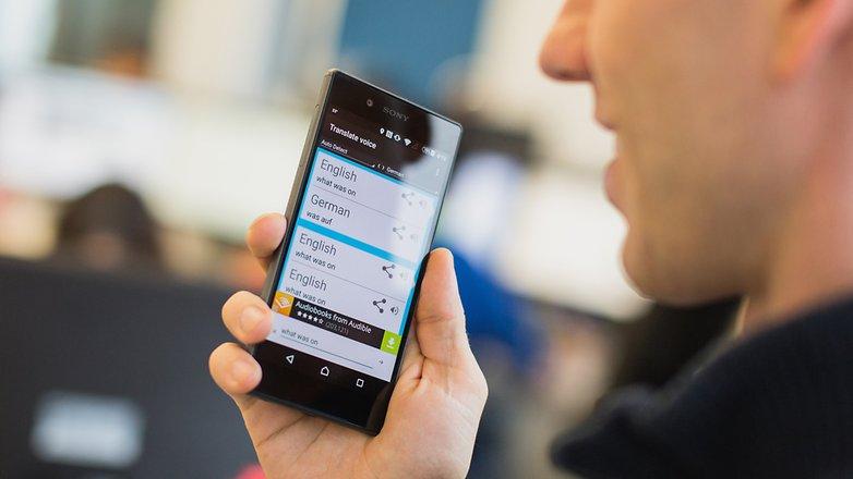AndroidPIT translator apps 2