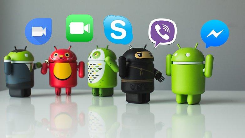 AndroidPIT best messenger apps new hero