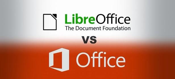 MS Office vs Libre Office