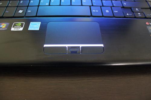 Notebook with digital reader