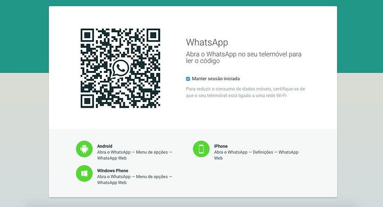 whatsapp web connect