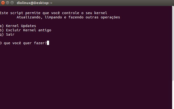 Ubuntu Kernel Update