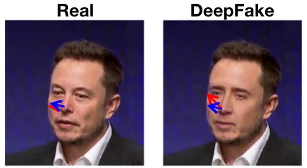 Scientists work to combat deepfakes Photo: Reproduo / Discover Magazine