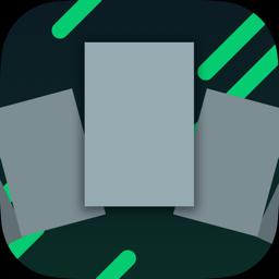 Wheel of Movies app icon