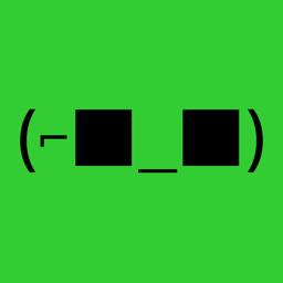 Cool Ascii Faces app icon