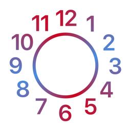 Date & Time Widget app icon