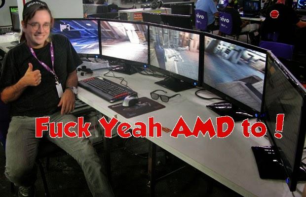 Fuck Yeah AMD!