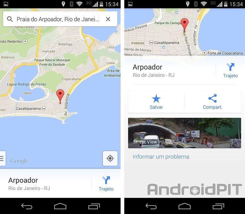Google street view google maps
