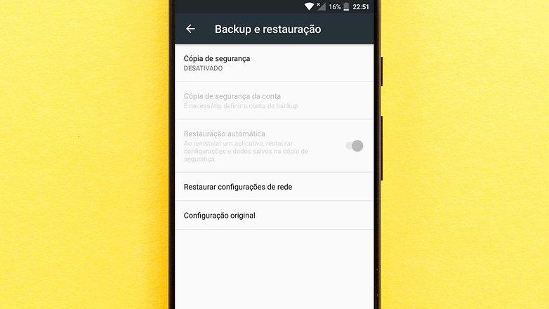 backup restore google play tips