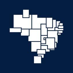 Blue app icon