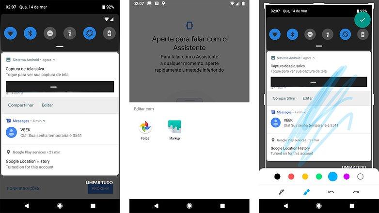 androidp screenshot