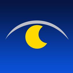 Dark Night Browser app icon