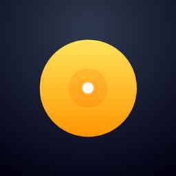 Djay app icon - DJ App & Mixer