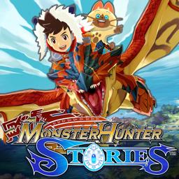 Monster Hunter Stories app icon