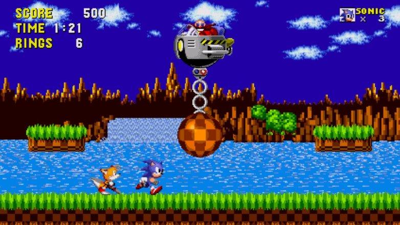 Sonic Classic v2