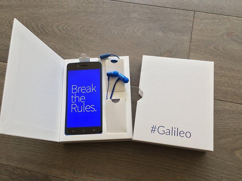 StonexOne Galileo box