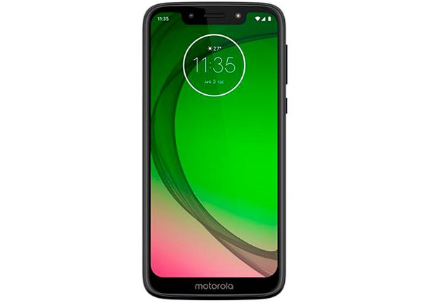 Motorola smartphone play back