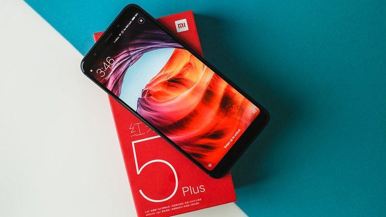 AndroidPIT Xiaomi Redmi 5 Plus review 0357