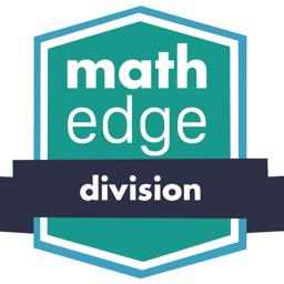 MathEdge Division app icon