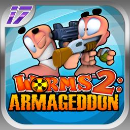 Worms 2: Armageddon app icon